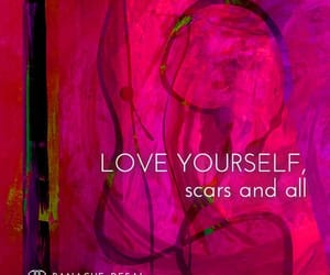 scars, self acceptance, and unconditional self love image