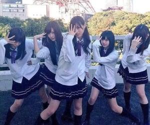 jojo, nogizaka46, and nanase nishino image