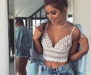beauty, clothes, and shorts image