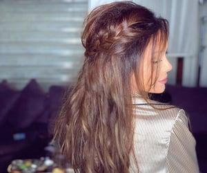 armenian, beauty, and braided image