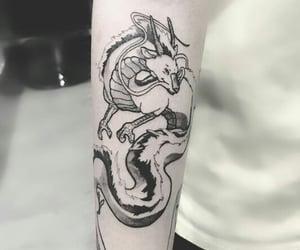 spirited away, tatto, and el viaje de chihiro image