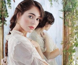 alexis bledel, braid, and brunette image