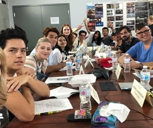 season 4, cole sprouse, and madelaine petsch image