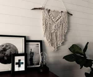 boho, crystals, and decor image