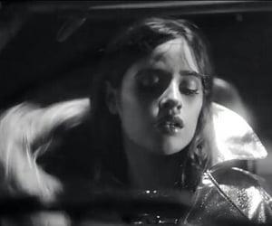 black and white, music video, and camila cabello image