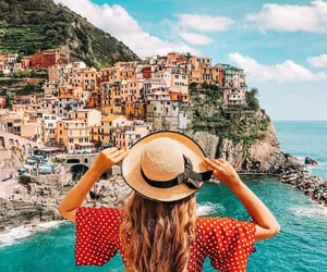 hat, italy, and mood image
