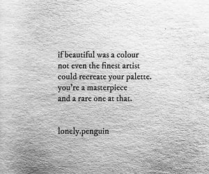 beauty, colors, and words image