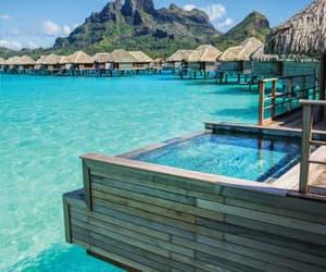 beautiful, Island, and view image