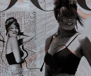art, jackson, and Collage image