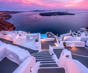 summer, beautiful, and Greece image
