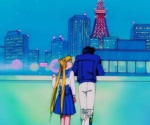 anime, drawing, and sailor moon image