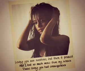 album, consequences, and heart broken image