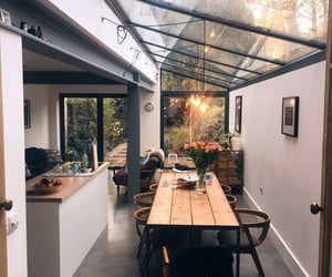 home, interior, and beautiful image