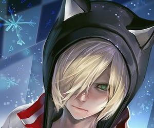 anime, yurio, and yuriplisetsky image