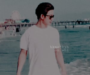 beach, icon, and jinyoung image
