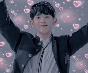 edit, kpop, and kim hyunbin image