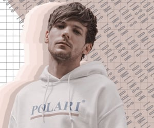 aesthetic, edit, and louis image