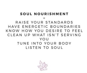 clean up, raise your standards, and listen to your soul image
