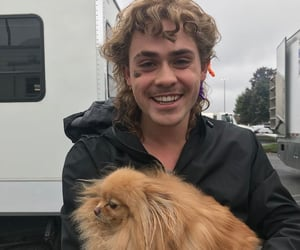 stranger things, dacre montgomery, and billy image