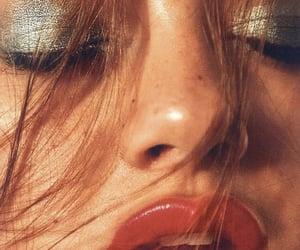 cosmetics, lips, and makeup image