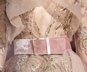 Couture, details, and pink image