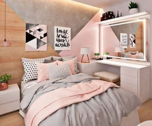 chic room, decorations, and room inspiration image