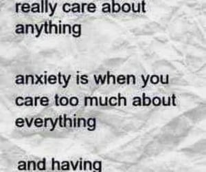 anxiety, mental illness, and quotes image