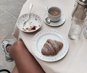 coffee, food, and shoes image