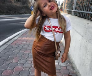 blonde, child, and girl image