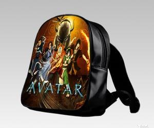 bag, disney, and super hero image