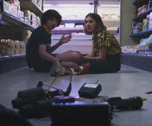 80s, eleven, and netflix image