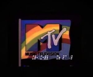 mtv, grunge, and vintage image