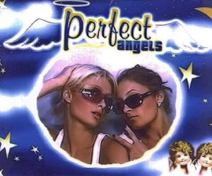 2000s, angel, and paris hilton image