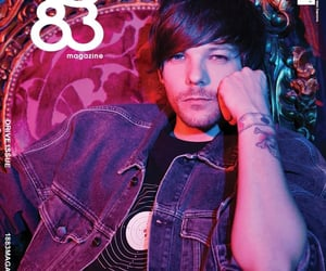 cover, one direction, and magazine image