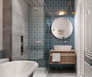 architecture, interior, and bathroom image