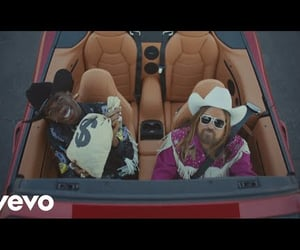 video, billy ray cyrus, and lil nas x image