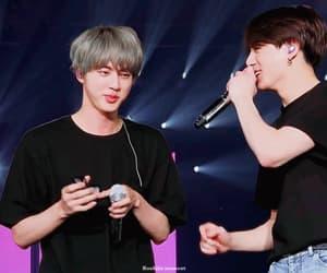 gif, kim seok jin, and namjoon image