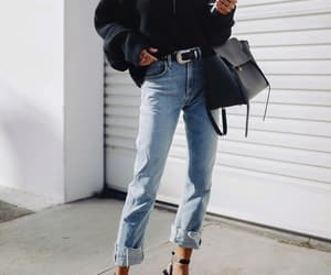 blogger, levis, and street style image
