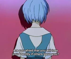 anime, quotes, and Neon Genesis Evangelion image