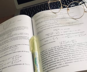 class, college, and notes image