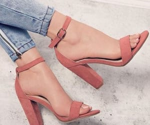 beauty, inspiration, and shoes image