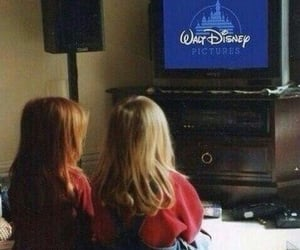 disney, sisters, and girl image