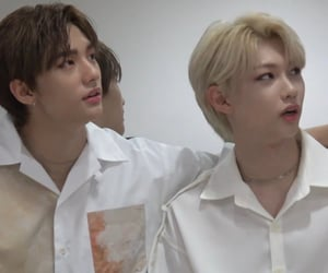 felix, kpop, and hyunjin image