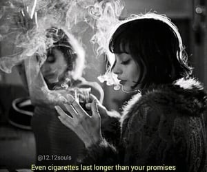 cigarettes, poetic, and feels image