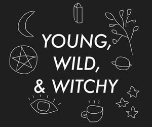 witch and witchy image