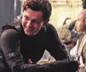 spiderman, tom holland, and peter parker image