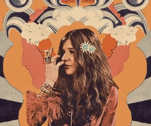 aesthetic, art, and janis joplin image