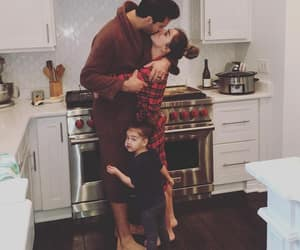family, goals, and couple image