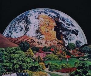 earth, world, and wedding image