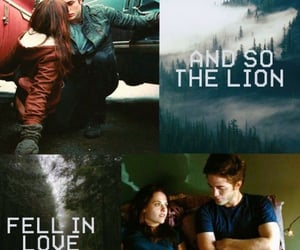 bella swan, twilight, and edward cullen image